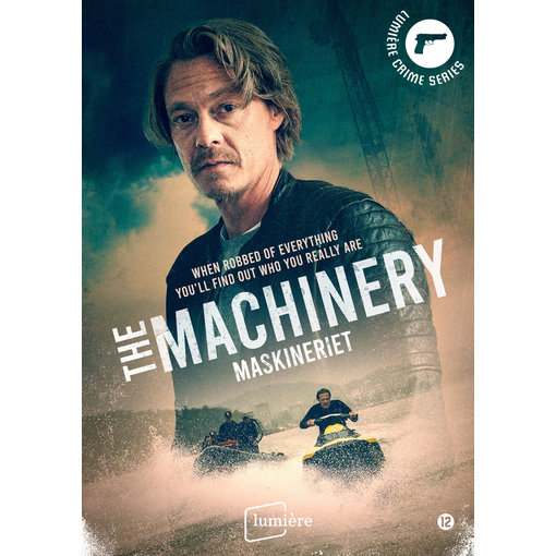 Lumière Crime Series THE MACHINERY   DVD