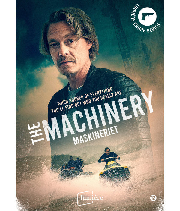 Lumière Crime Series THE MACHINERY | DVD