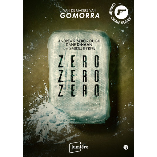 Lumière Crime Series ZEROZEROZERO | DVD
