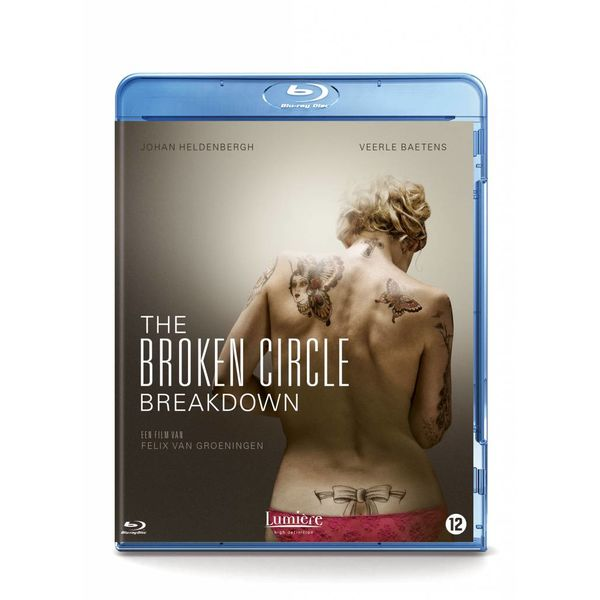 BROKEN CIRCLE BREAKDOWN (Blu-ray)