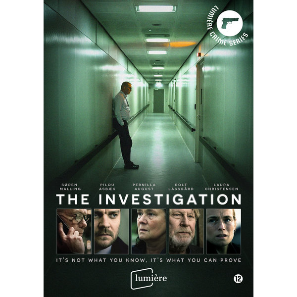 THE INVESTIGATION | DVD