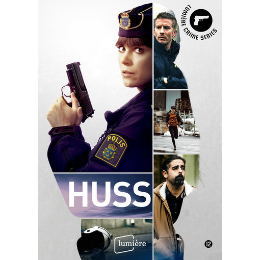 Lumière Crime Series HUSS   DVD