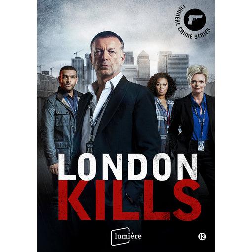 Lumière Crime Series LONDON KILLS 1+2   DVD