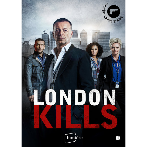 LONDON KILLS 1+2 | DVD