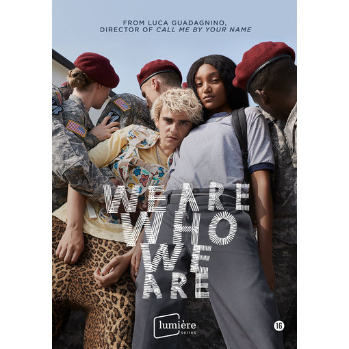 Lumière Series WE ARE WHO WE ARE   DVD