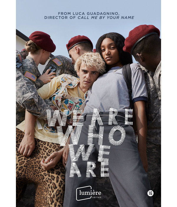 Lumière Series WE ARE WHO WE ARE | DVD