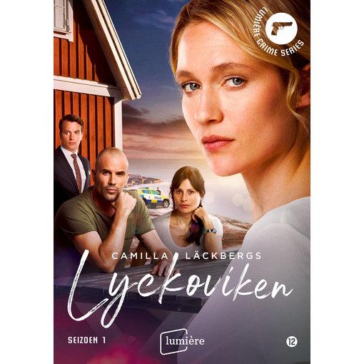 Lumière Crime Series LYCKOVIKEN SEIZOEN 1   DVD