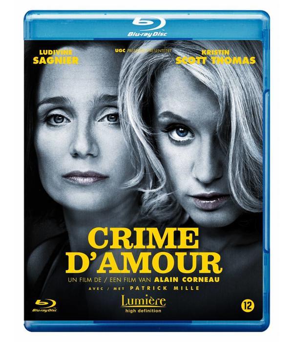 Lumière CRIME D'AMOUR (Blu-ray)