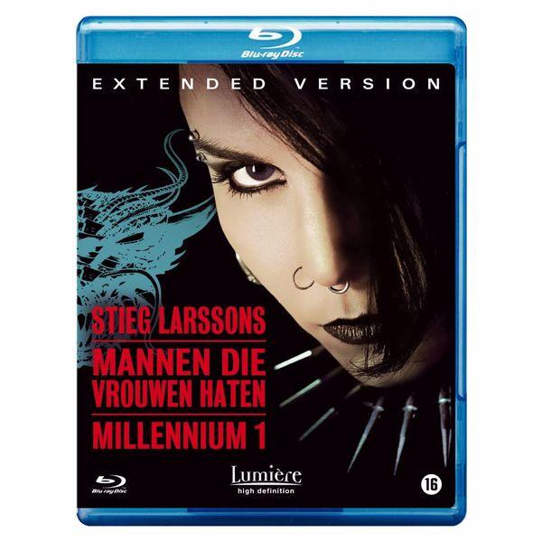 MILLENNIUM 1: MANNEN DIE VROUWEN HATEN - EXT. VERSION (Blu-ray)