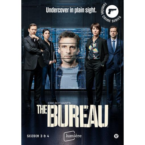 Lumière Crime Series LE BUREAU DES LÉGENDES SEIZOEN 3 + 4   DVD