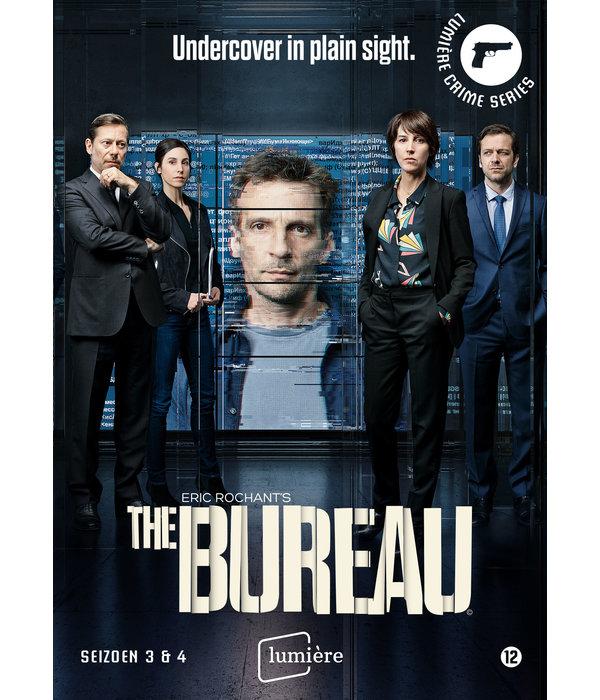 Lumière Crime Series LE BUREAU DES LÉGENDES SEIZOEN 3 + 4 | DVD