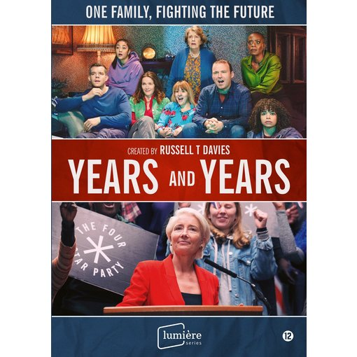 Lumière Series YEARS & YEARS | DVD