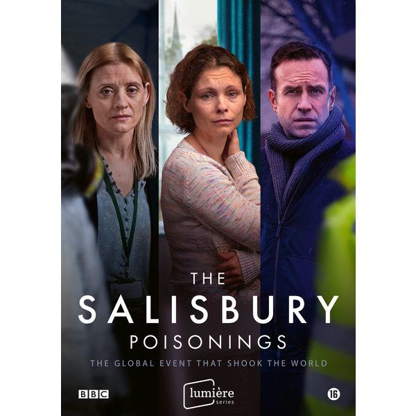 THE SALISBURY POISONINGS | DVD