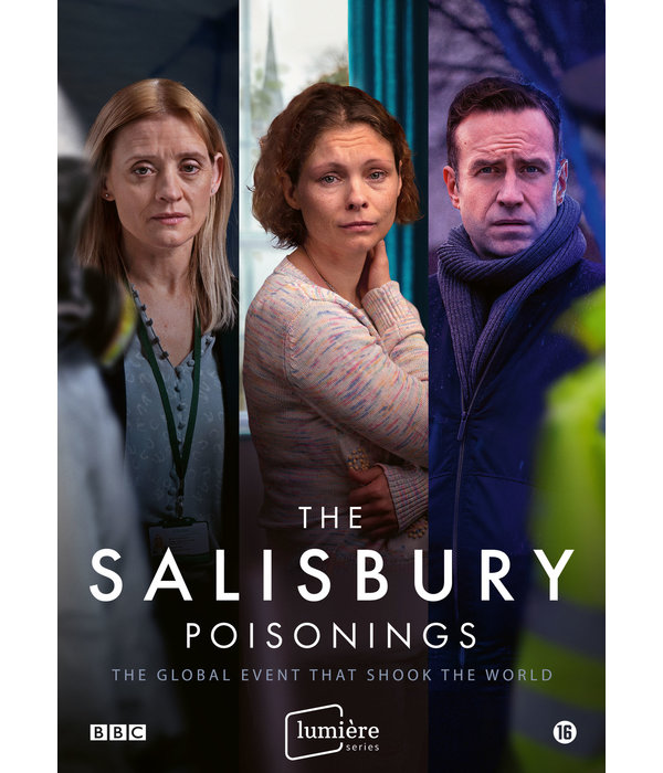 Lumière Series THE SALISBURY POISONINGS | DVD