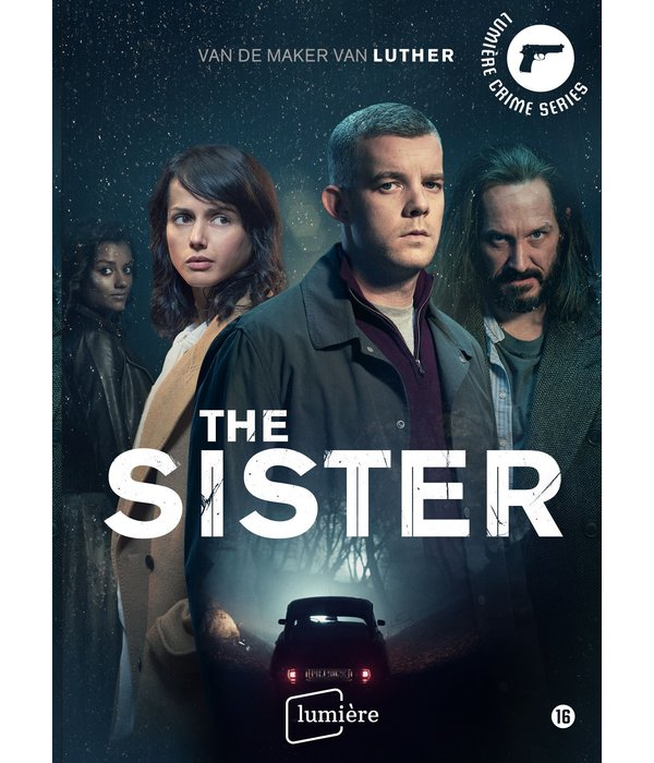 Lumière Crime Series THE SISTER | DVD