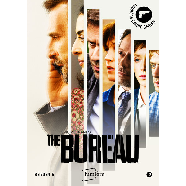 LE BUREAU DES LÉGENDES SEIZOEN 5 | DVD