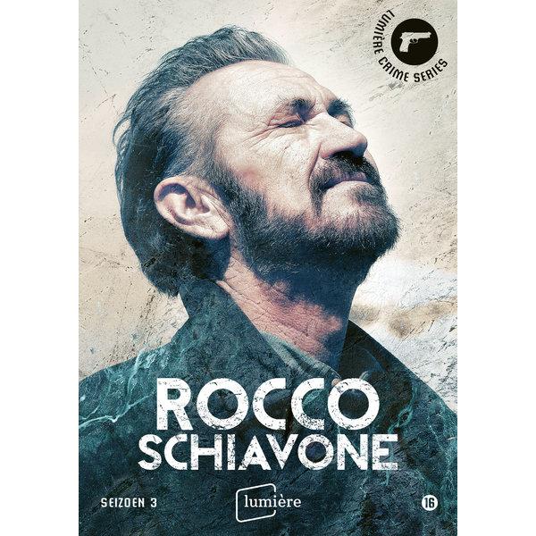 ROCCO SCHIAVONE SEIZOEN 3 | DVD