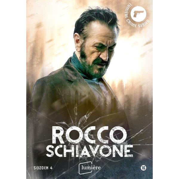 ROCCO SCHIAVONE SEIZOEN 4 | DVD