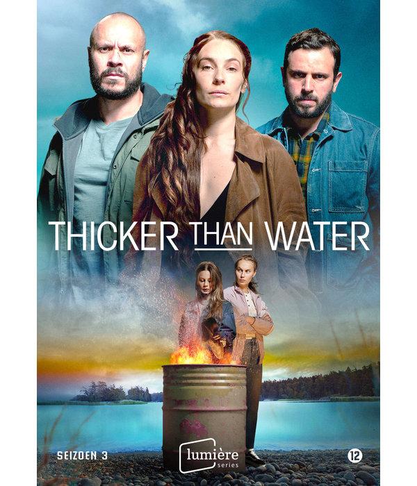 Lumière Series THICKER THAN WATER SEIZOEN 3   DVD
