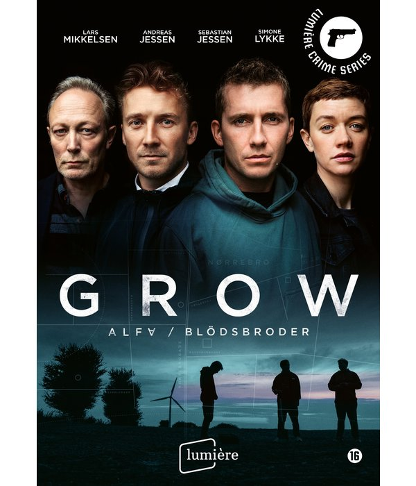 Lumière Crime Series GROW | DVD