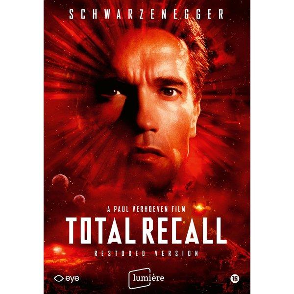 TOTAL RECALL - RESTORED VERSION | DVD