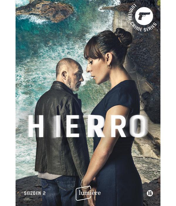 Lumière Crime Series HIERRO SEIZOEN 2   DVD