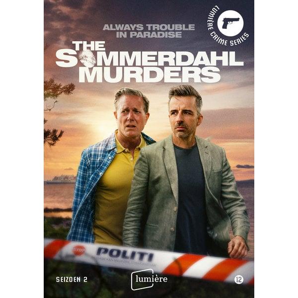 THE SOMMERDAHL MURDERS SEIZOEN 2 | DVD