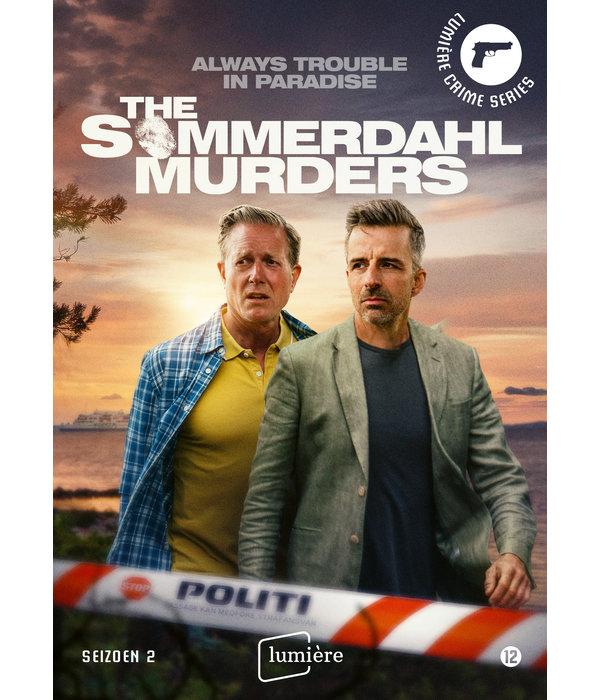 Lumière Crime Series THE SOMMERDAHL MURDERS SEIZOEN 2 | DVD