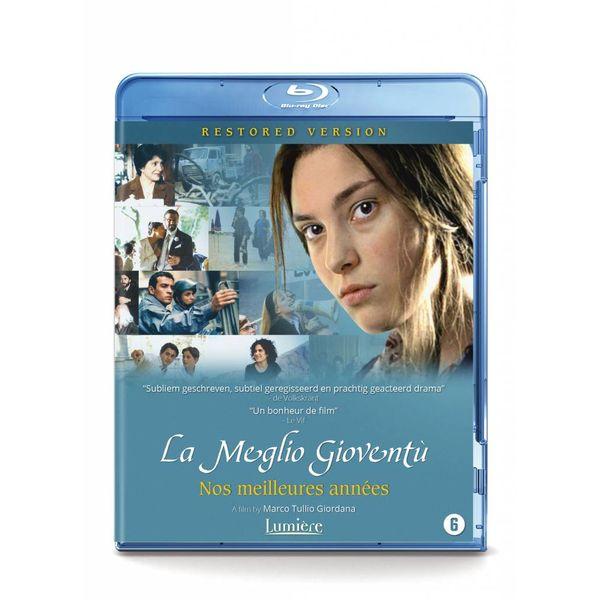 LA MEGLIO GIOVENTÙ - RESTORED EDITION - (BLU RAY)