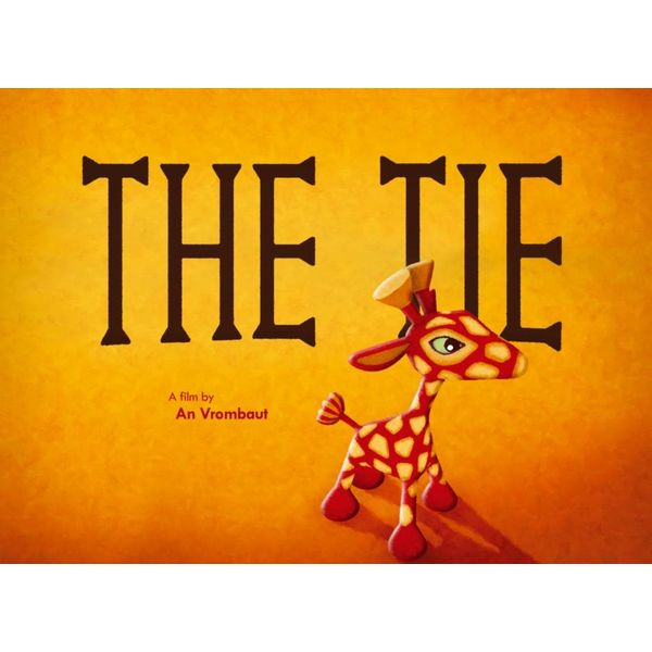 THE TIE (Boek+DVD)