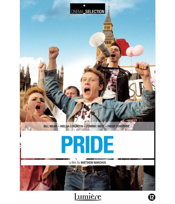 Lumière Cinema Selection PRIDE | DVD