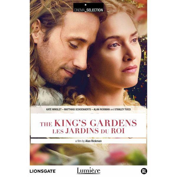 THE KING'S GARDENS   DVD