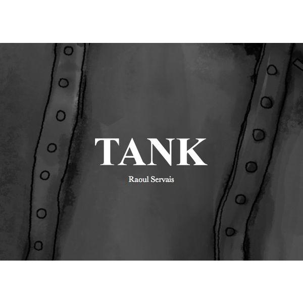 TANK (Boek+DVD)