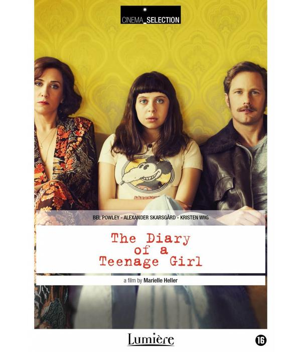 Lumière Cinema Selection THE DIARY OF A TEENAGE GIRL