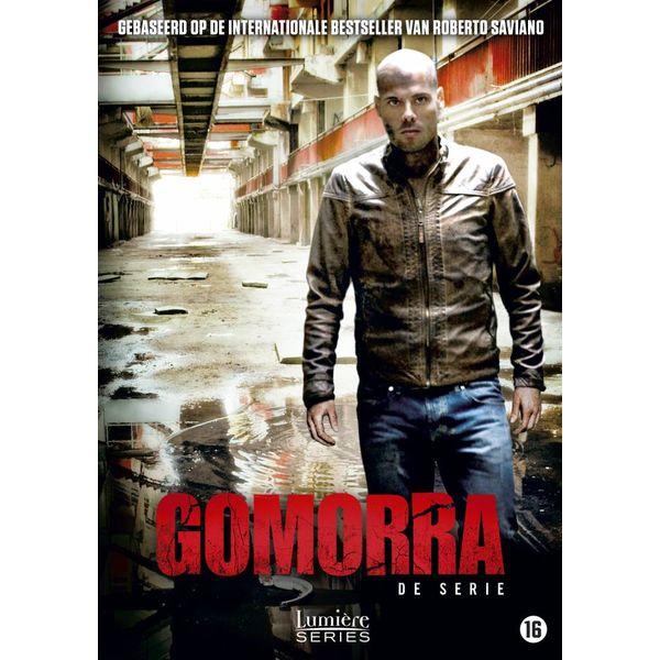 GOMORRA: DE SERIE - seizoen 1 | DVD