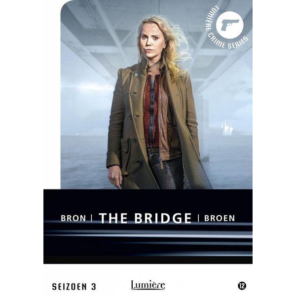 THE BRIDGE SEIZOEN 3 | DVD