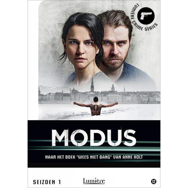 MODUS SEIZOEN 1 | DVD
