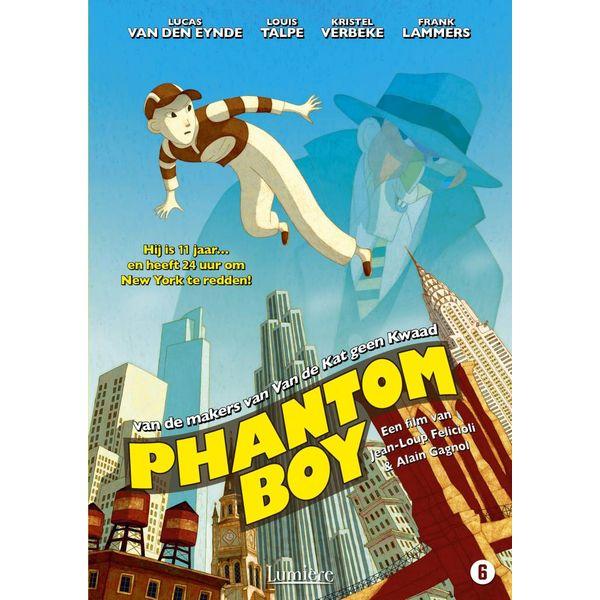 PHANTOM BOY | DVD
