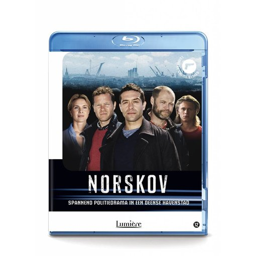 Lumière Crime Series NORSKOV (BLU-RAY)
