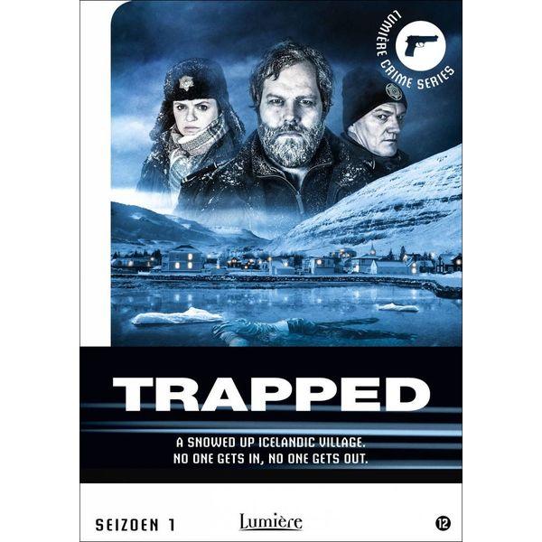 TRAPPED SEIZOEN 1 | DVD