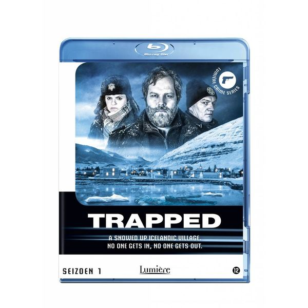 TRAPPED (BLU-RAY)