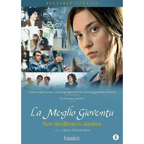 LA MEGLIO GIOVENTÙ - RESTORED EDITION   DVD