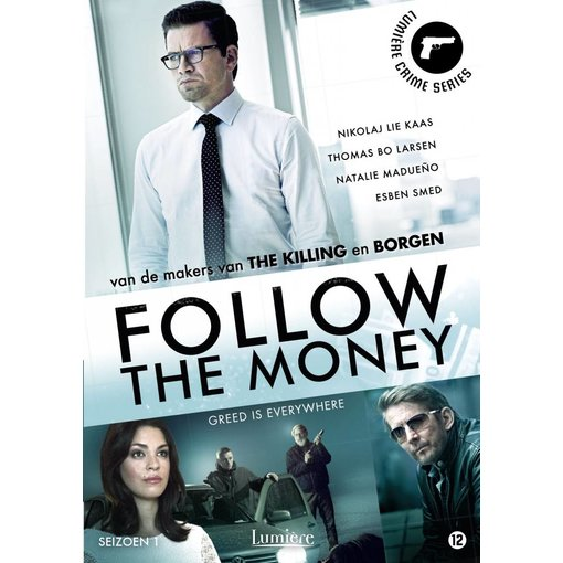 Lumière Crime Series FOLLOW THE MONEY | DVD