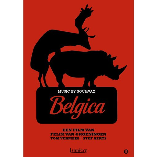 Lumière BELGICA   DVD