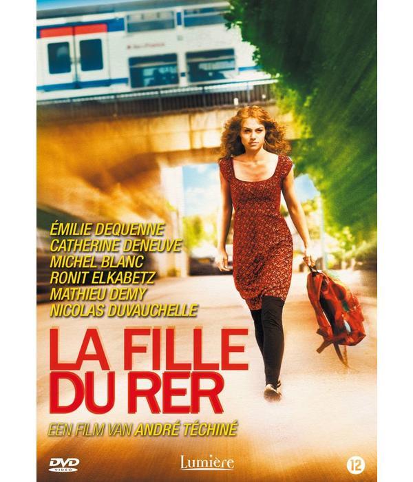 Lumière LA FILLE DU RER | DVD