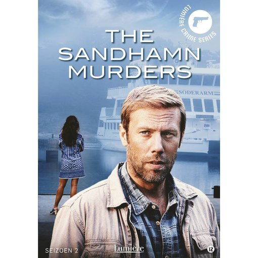Lumière Crime Series THE SANDHAMN MURDERS - VOLUME 2