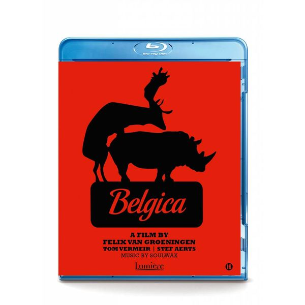 BELGICA (BLU-RAY)