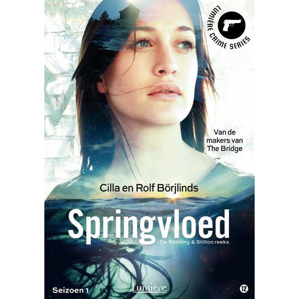SPRINGVLOED Seizoen 1 | DVD