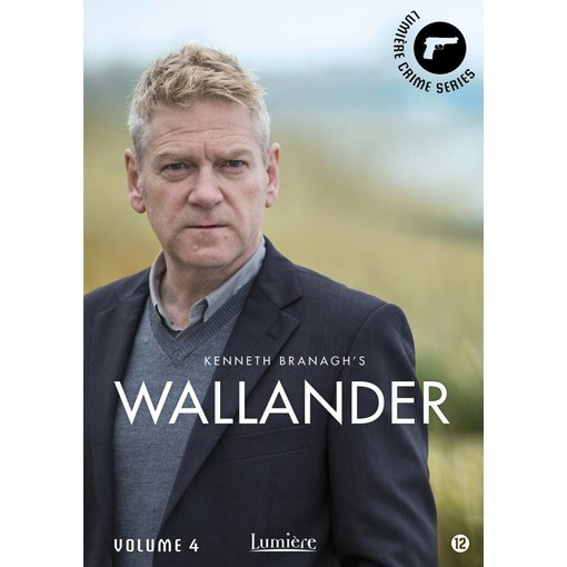 Lumière Crime Series WALLANDER BBC volume 4 | DVD