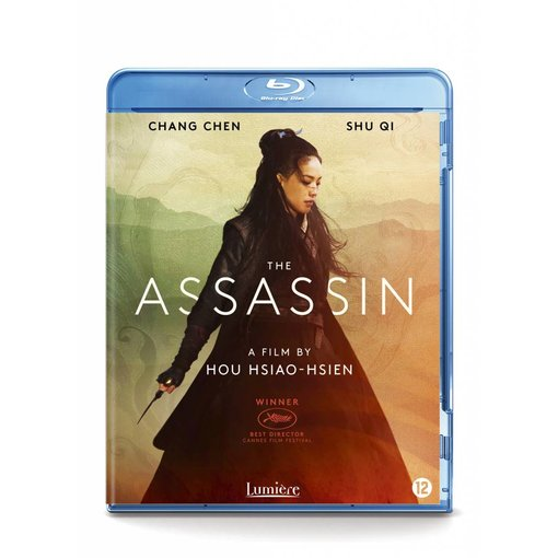 Lumière THE ASSASSIN (BLU-RAY)